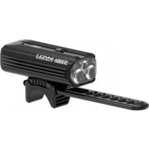 Lezyne Lezyne Super Drive  1600XXL Front - black