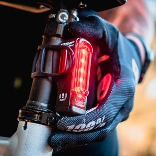 Lezyne Lezyne Strip Alert Drive Rear - 150 Lumen black