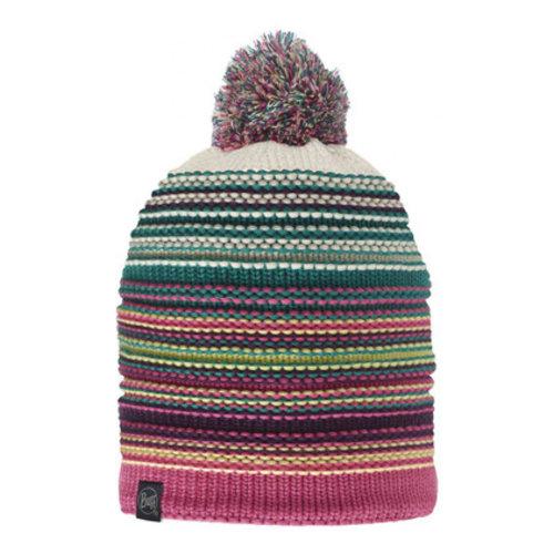 BUFF® Knitted & Polar Hat Buff® - Neper Magenta