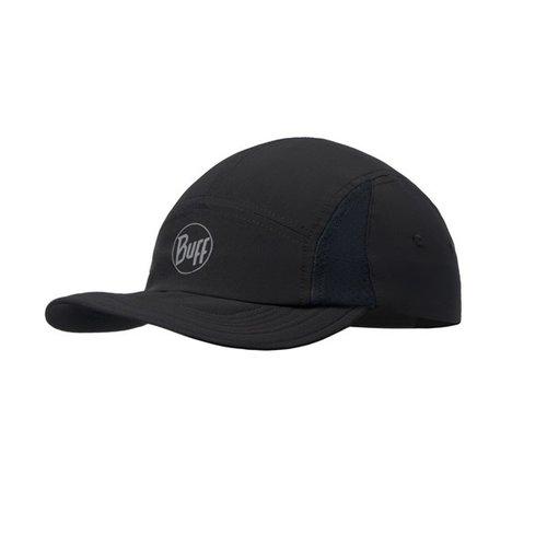 BUFF® BUFF® 5 Panel Cap - R-Solid Black