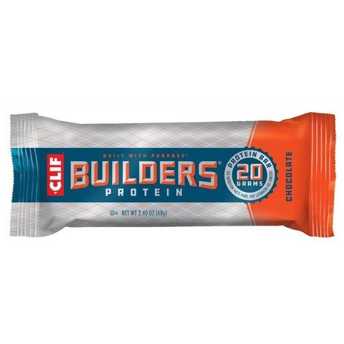 Clif Bar Clif Builders Chocolate - Proteïne reep doos 12 stuks