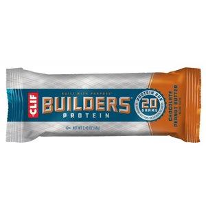 Clif Bar Clif Builders Peanut Butter - Proteïne reep doos 12 stuks