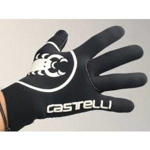Castelli Castelli Diluvio Glove maat S/M - zwart