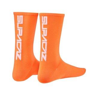 Supacaz Supacaz  Straight Up Neon Orange & White