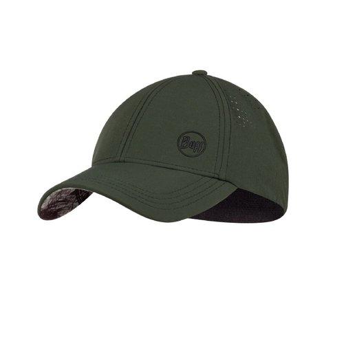 BUFF® BUFF® Trek Cap Hashtag Moss Green