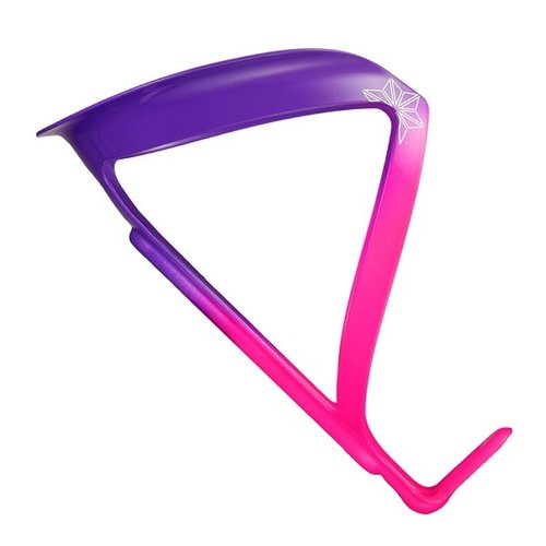 Supacaz Supacaz Fly Cage Limited Neon Pink & Purple
