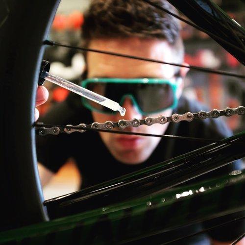 Nazorg / versterking met Proteam Bicycle Care producten