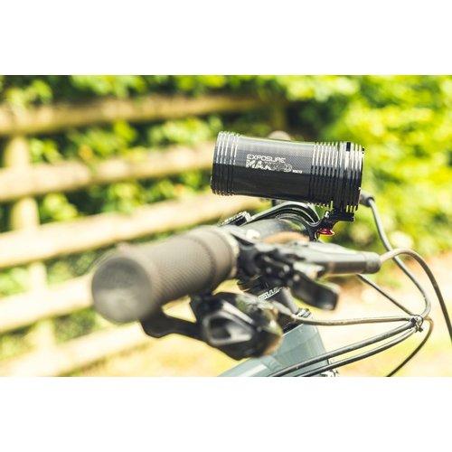 Exposure Lights Exposure Maxx-D MK13 - met 35/31.8MM QR Bracket
