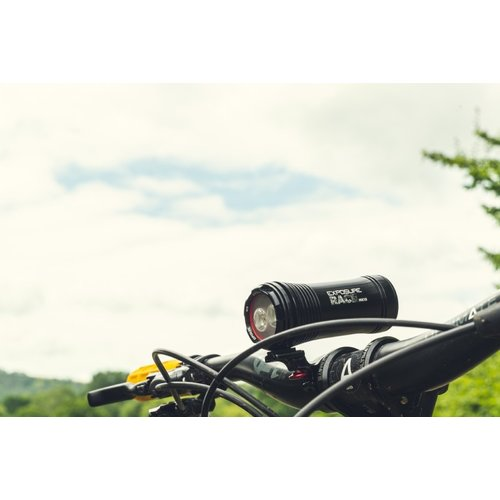 Exposure Lights Exposure Race MK15 - met 35/31.8MM QR Bracket