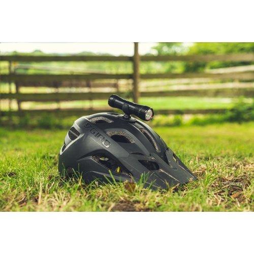Exposure Lights Exposure Axis MK8 - met helm & hb mount