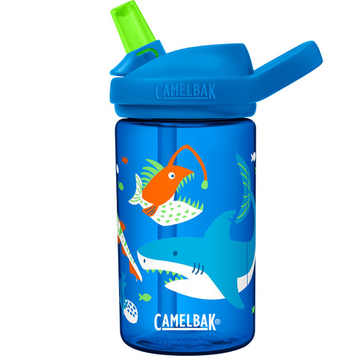 CamelbaK CamelBak Eddy+ Kids 0,4L Glow in the dark shark