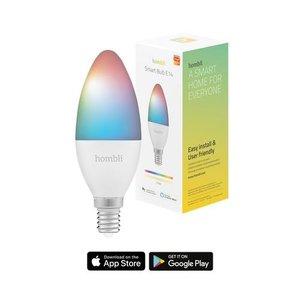 Hombli Hombli Smart LED Lamp Wit en Kleur E14