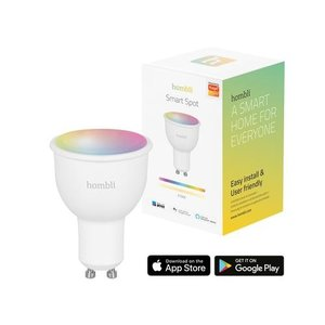 Hombli Hombli Smart Lamp Gekleurd LED GU10 4,5W