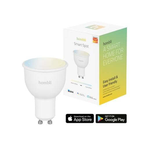 Hombli Hombli Smart Lamp Wit GU10