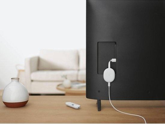 De nieuwe Chromecast met Google TV