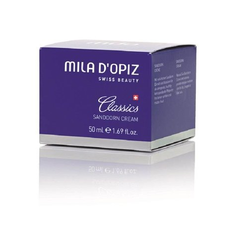Mila d'Opiz Mila d'Opiz Classics Sanddorn Cream 24 Stunden Pflege