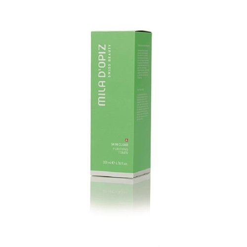 Mila d'Opiz Mila D 'Opiz Skin Clear Purifying Toner, Gezichtsreiniger lotion