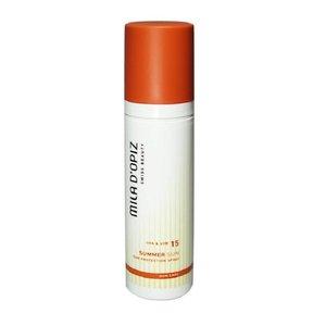 Mila d'Opiz Mila D'Opiz Sun Protection Spray SPF 15