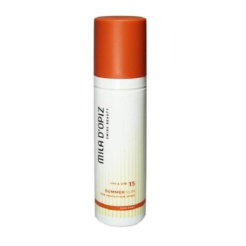 Mila d'Opiz Mila D'Opiz Sun Protection Spray SPF 15 Zonbescherming