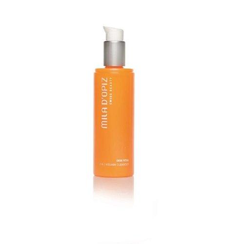 Mila d'Opiz Mila D'Opiz Skin Vital 2 in 1 Vitamin Cleanser