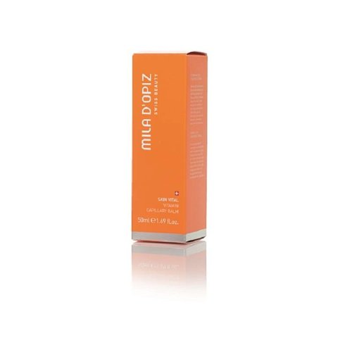Mila d'Opiz Mila D'Opiz Skin Vital Vitamin Capillary Balm, tegen zichtbare rode bloedvaatjes