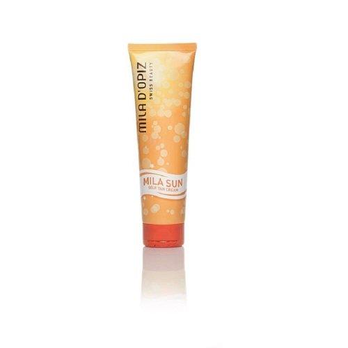 Mila d'Opiz Mila D'Opiz Mila Sun Self Tanning Cream-Lotion