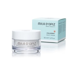 Mila d'Opiz Mila D'Opiz hyaluronic Night cream