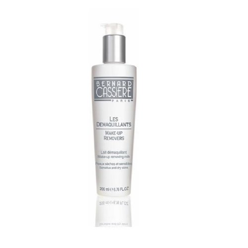 Bernard Cassière Bernard Cassiere Paris Make-up removing milk sensitive and dry skin.