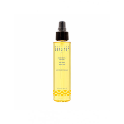 Bernard Cassière Bernard Cassiere SOin corps a l'ananas, pineapple body care, stretch marks and firmness body oil