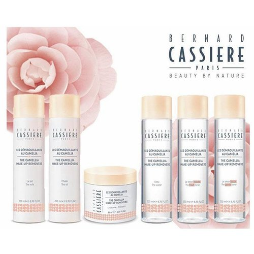 Bernard Cassière Bernard Cassiere Huile au Camelia-The Camellia make-up remover-The Oil