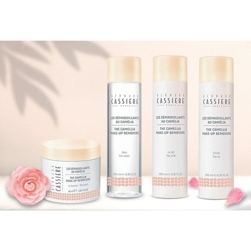 The Camellia make- up removers