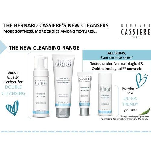 The cleansers - les nettoyants- de huidreinigers