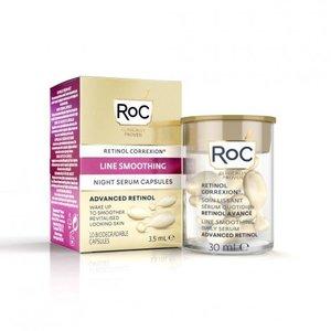 ROC RoC® Retinol Correxion Line Smoothing Night Serum 10 Capsules