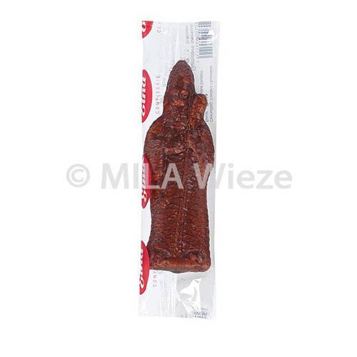 Guimauve Sinterklaas - met chocolade omhuld, individueel verpakt - 16 cm - 50 st