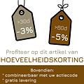 Piet deco - 9 x 95 gr - clip verpakking