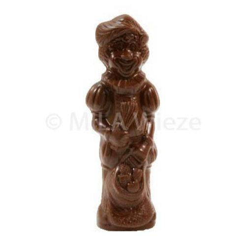 Lachende Piet  - 18 x 90 gr - in fijne Callebaut chocolade