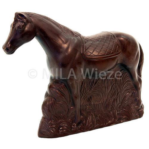 Paard van de Sint - 4 x 400 gr - in fijne Callebaut chocolade