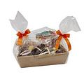 Sinterklaasmand - voor 10 tot 15 personen - met snoepgoed en chocolade van de Sint
