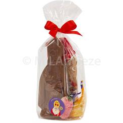 Sinterklaaspakketje - mica zakje groot Sint
