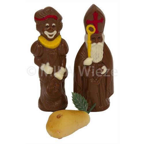Sinterklaaspakketje - mica zakje klein C - luxe geschenkje