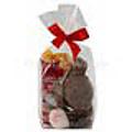 Sinterklaaspakketje - mica zakje klein B - luxe geschenkje