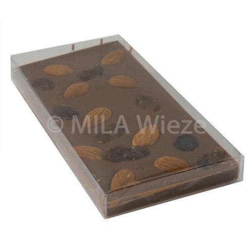 Luxe reep Callebaut chocolade - versschillende smaken