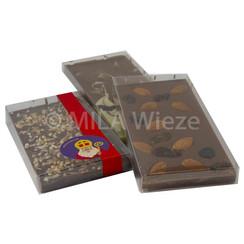 Luxe reep chocolade - verschillende smaken