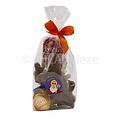 Sinterklaaspakketje - Sint te paard met snoepgoed