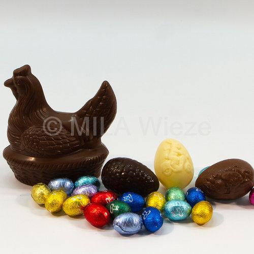 Paasgeschenkje - mica zakje  groot - ideaal geschenk voor volwassenen
