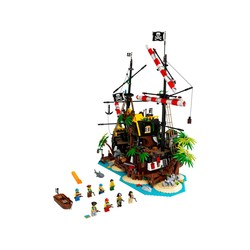 21322 Pirates of Barracuda Bay