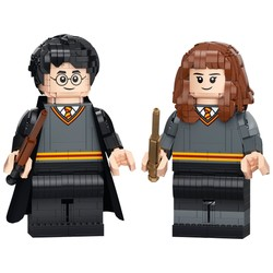 76393 Harry Potter & Hermelien Griffel