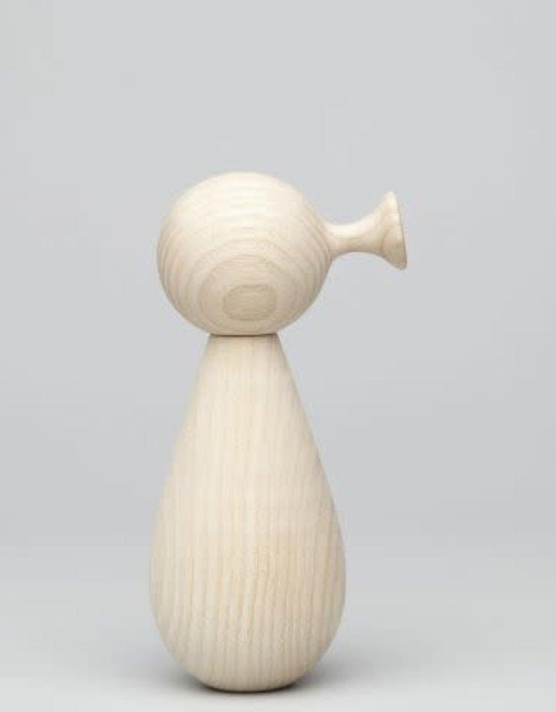 Draaj DRAAJ Houten trompetvogel