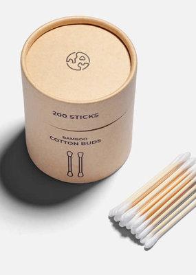 ZERO WASTE CLUB ZWC Bamboo wattenstaafjes