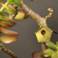 BOTANOPIA BOTANOPIA tiny birdhouse